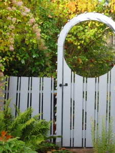 The New Garden Gate
