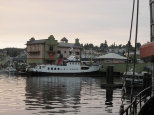 The Frances Barkley in Port Alberni