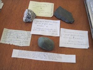 Rocks & Quotes