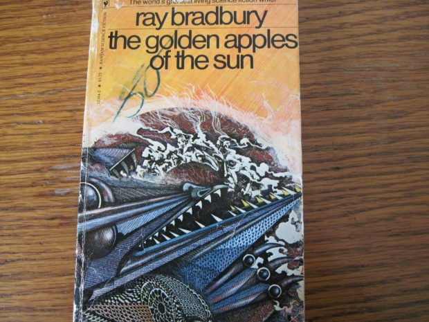 Ray Bradbury's The Golden Apples of the Sun