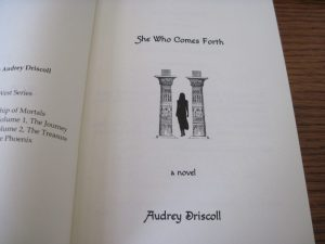 She Who Comes Forth book title page