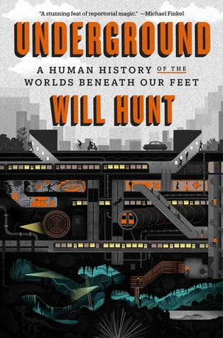 Book cover image for Underground by Will Hunt