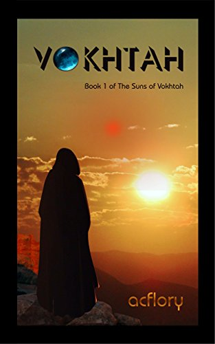 Book cover image for Vokhtah by acflory
