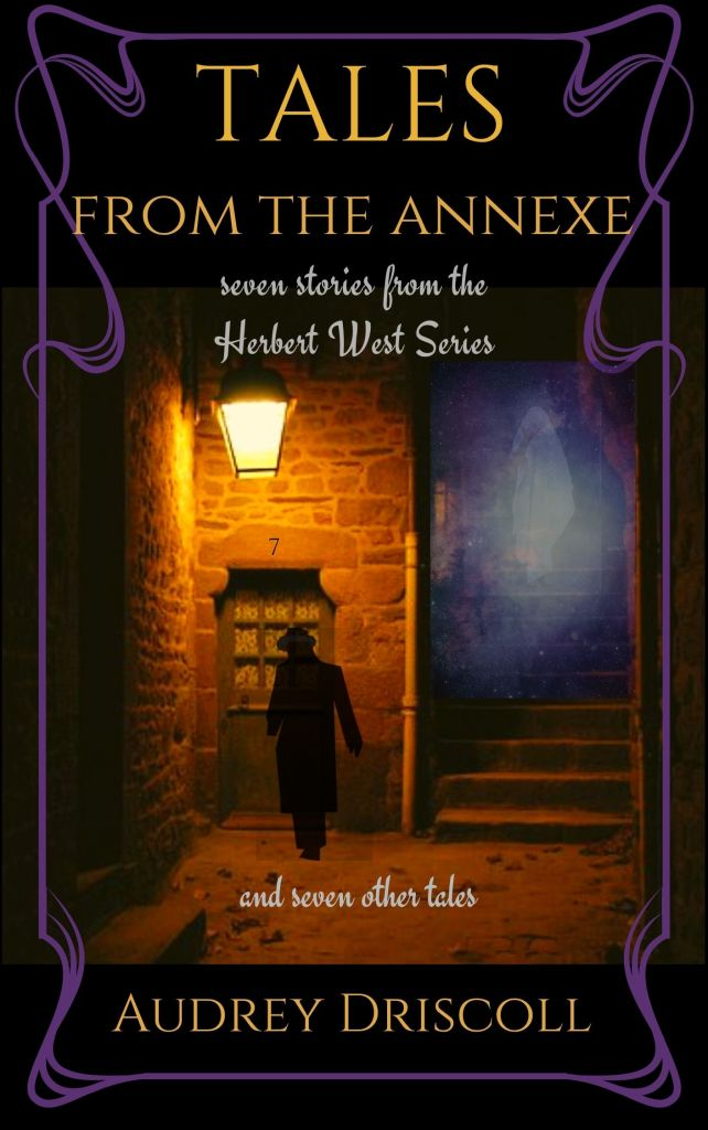 Cover image for Tales from the Annexe